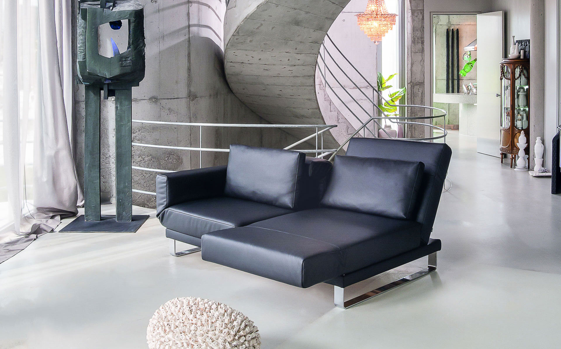 franz fertig sofas kaufen schlafsofa live von franz fertig. Black Bedroom Furniture Sets. Home Design Ideas