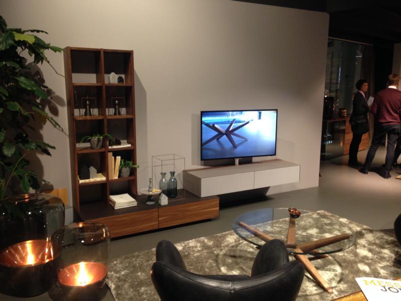 hartleb | neuheiten in der möbelwelt – imm cologne, Wohnzimmer dekoo