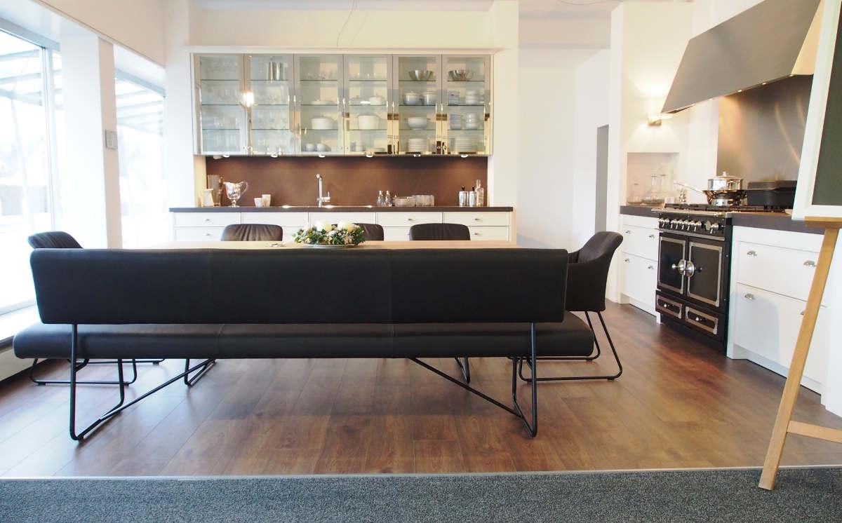 Haas-Sitzgruppe & SieMatic-Küche