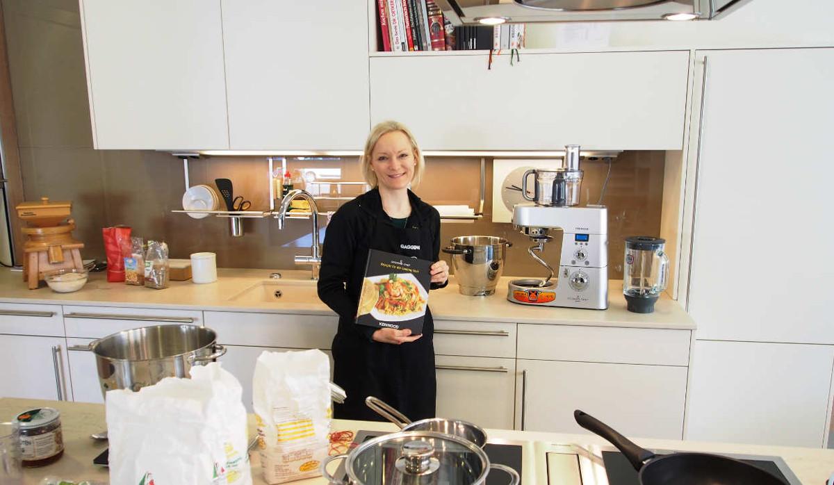 Kochen mit der Kenwood Cooking Chef