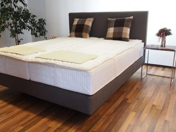 Wittmann-Bett Mod. Somnus IV light