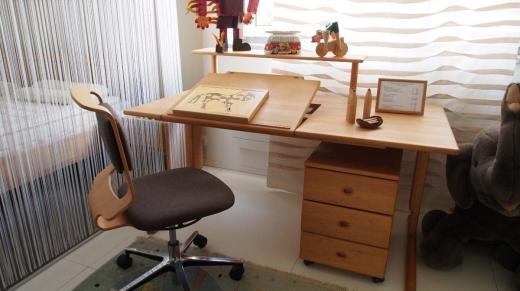 Schreibtisch - Team7 Mod. Mobile