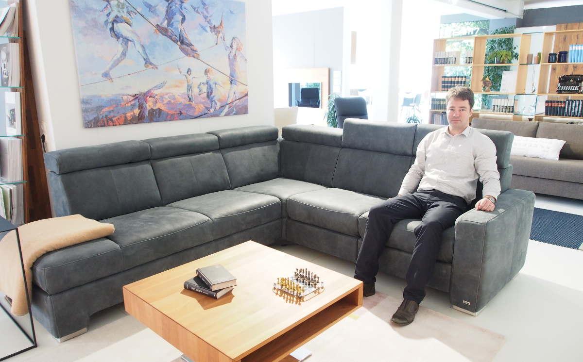 Sedda-Sofa Mod. Ricardo